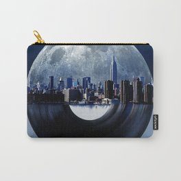 new york  city music 2 Carry-All Pouch