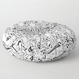 Kamasutra Floor Pillow