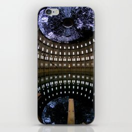 Building of a hundred windows iPhone Skin