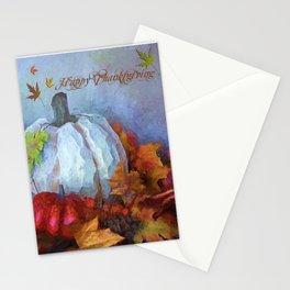 Happy Thanksgiving - Seasonal Art Stationery Cards