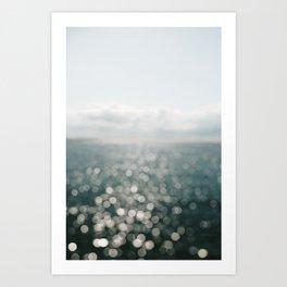 Pamlico Sparkle Art Print
