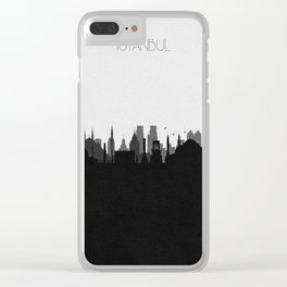 City Skylines: Istanbul Clear iPhone Case