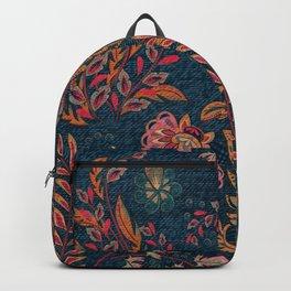 Bandana - Floral Backpack