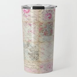 Shabby Chic 1 Travel Mug