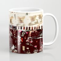 it crowd Mugs featuring Crowd by YM_Art by Yv✿n / aka Yanieck Mariani
