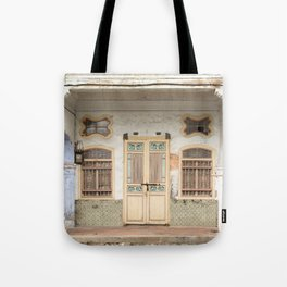 Old Shop House #26 Tote Bag
