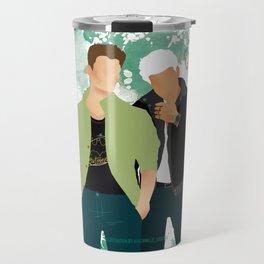 Headstrong Lovers Travel Mug