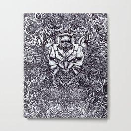 CAT-MAN 2099 Metal Print