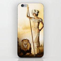 King & Queen iPhone & iPod Skin