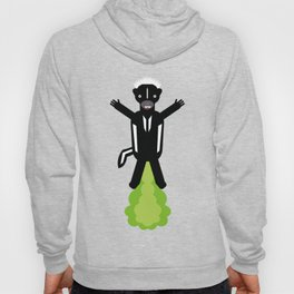 Atomic Skunk Fart Hoody