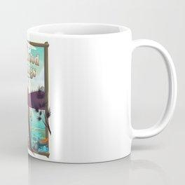 Glenwood Springs Colorado Ski poster Coffee Mug