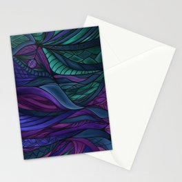 Cool Abstract Stationery Cards