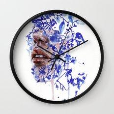 Garden VII Wall Clock