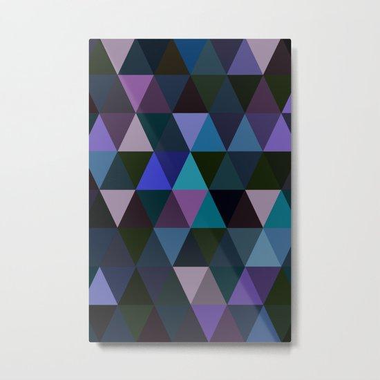 Abstract #293 Metal Print