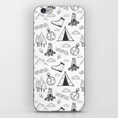 Wanderlust iPhone & iPod Skin