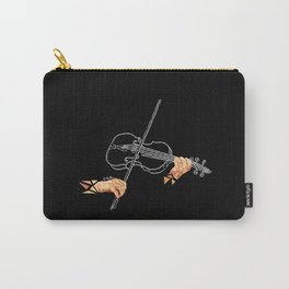 Fiddle Carry-All Pouch