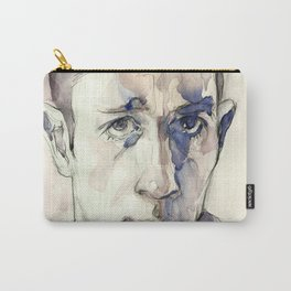 Jack Kerouac Carry-All Pouch
