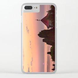 Good morning, Sun! Clear iPhone Case