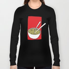 Just Ramen Long Sleeve T-shirt