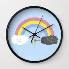 rain bros Wall Clock