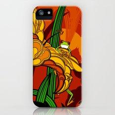 Jungle Lilies iPhone (5, 5s) Slim Case