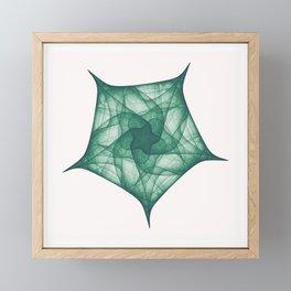 Strange Attraction 5 Framed Mini Art Print