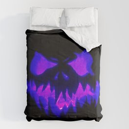 Blue Demon Nightmare Comforters