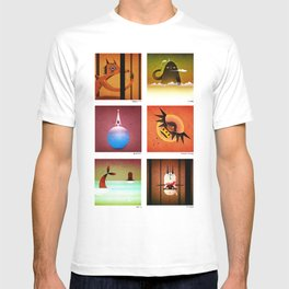 6 Mamaws T-shirt