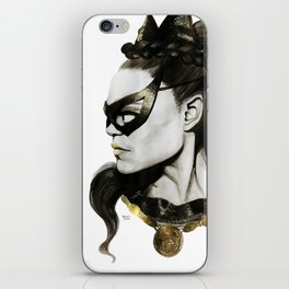 Eartha Kitt IS Catwoman iPhone Skin