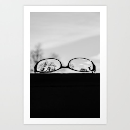 In Focus Art Print