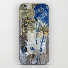 Blue Bird 2 iPhone & iPod Skin