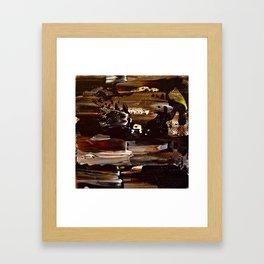 Earthy Framed Art Print