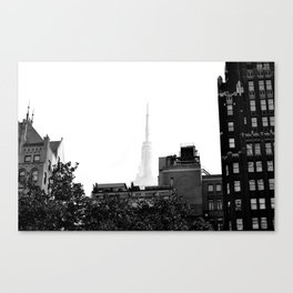 Spire of the Empire NYC Canvas Print