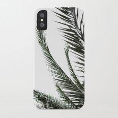 Palm Trees 3 iPhone X Slim Case