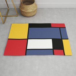 Abstraction color Rug