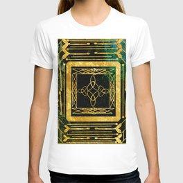 Folk Art Deco T-shirt