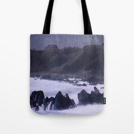 Typhoon in Japan #3 Tote Bag