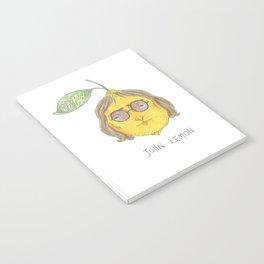 John Lemon Notebook