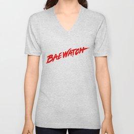 BAEWATCH Unisex V-Neck