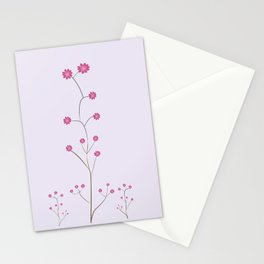 Trees by Julia Berman Stationery Cards