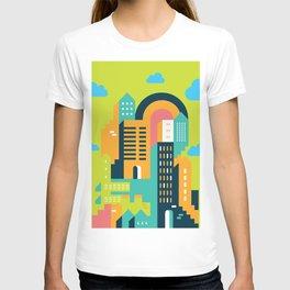 my home my city T-shirt