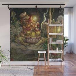 A special delivery / Un envío especial Wall Mural