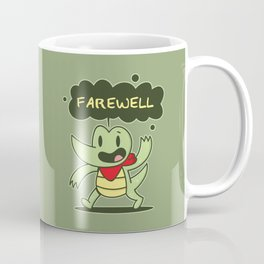 Farewell Croc Coffee Mug
