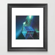 Gleaming The Cube Framed Art Print