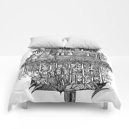 Leaves Foundation Comforters