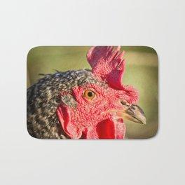 Mesmerized - Chicken Bath Mat