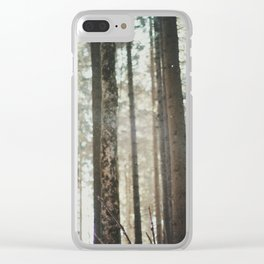 Attersee (12c) Clear iPhone Case
