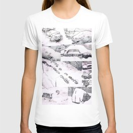 Winter dreams T-shirt