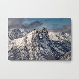 Sundance Peak Metal Print