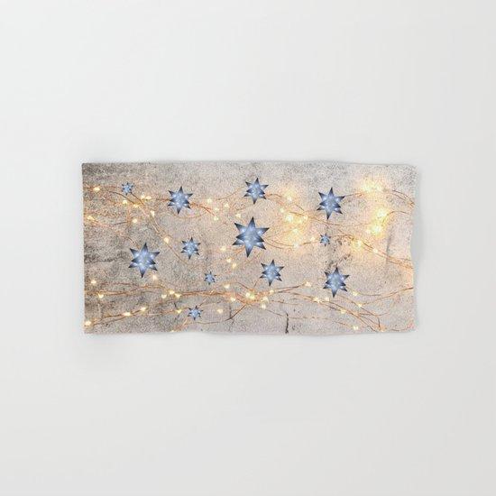 Star Wall | Christmas Spirit Hand & Bath Towel